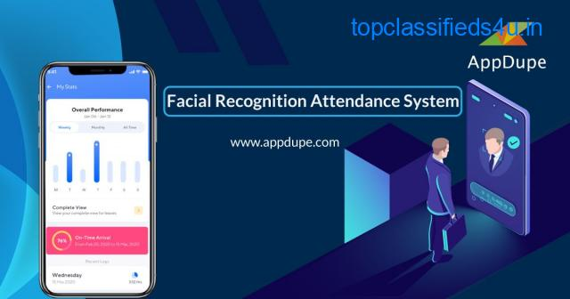 Top-notch face recognition attendance Software to suit your business requirements