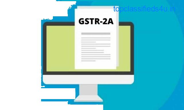 gstr 2a - vakilsearch