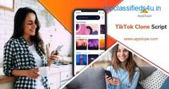Redefine Entertainment By Launching An Enthralling TikTok Clone