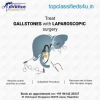 Gall Bladder Stone Treatment In Jaipur