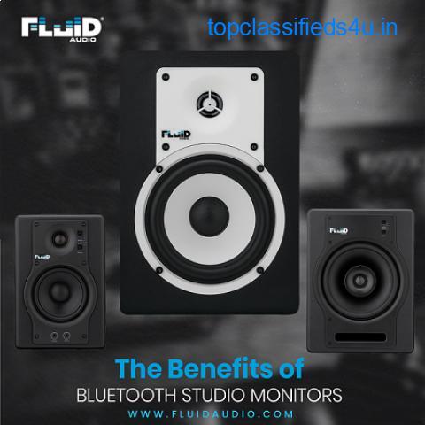 Bluetooth Studio Monitors
