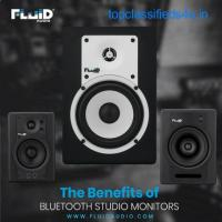 Bluetooth Studio Monitors