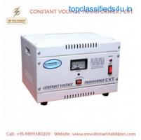 Constant Voltage Transformer Manufacturer Supplier in Ghaziabad Delhi