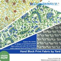 Block Printing Fabric Manufacturers in Jaipur