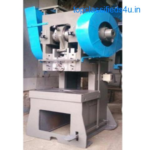 Industrial Power Press Machine Manufacturer in Punjab