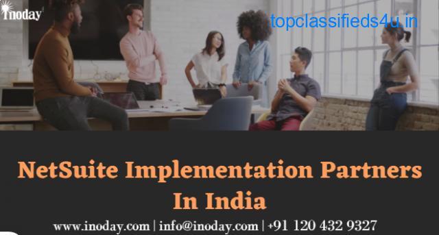 Best NetSuite Implementation Partner in Delhi NCR