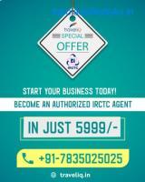 IRCTC  Agent Registration free