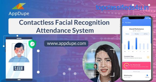 Say NO to biometric and YES to Face Recognition Attendance Software