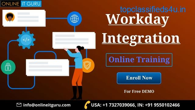 Workday integration online training | workday integration course