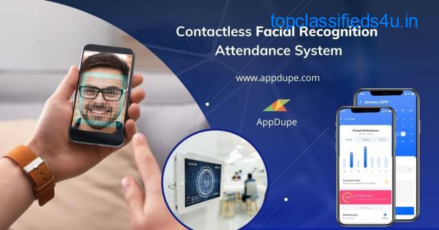 Shed The Light On The Futuristic Software- Contactless Facial Recognition Attendance System