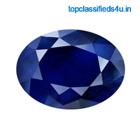 Buy Blue Sapphire Stone - Zodiac Gems