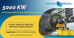 Steam Turbine Manufacturers in India - Nconturbines.com