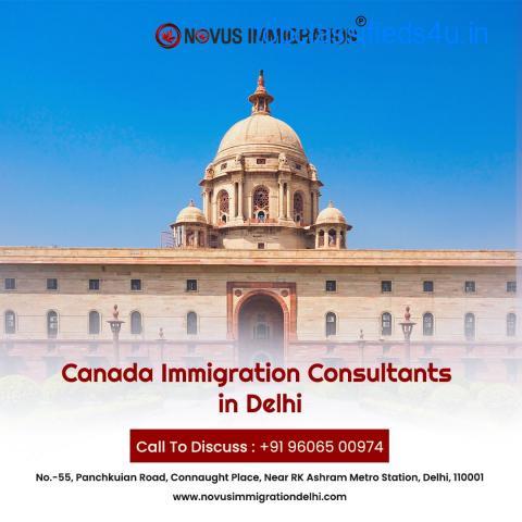 Canada Visa Consultants Delhi | Novusimmigrationdelhi.com