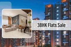 3 BHK Flats for sale in Hyderabad| Flats for Sale in Hyderabad