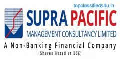 Supra Pacific - Non-Banking Financial Company| Shares listed at BSE
