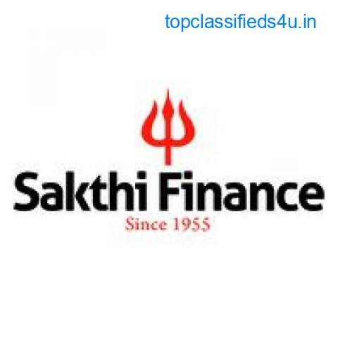 Refinance for Commercial Vehicle - Sakthi Finance