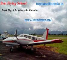 Get 30% Off Best Flight Academy in Canada
