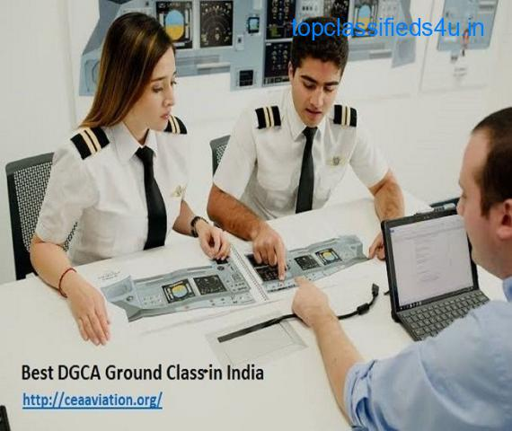 Up to 50% Off Best DGCA Ground Classes in India