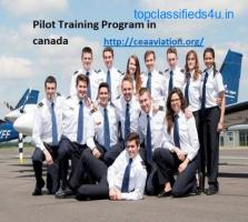 Pilot Training Program in Canada