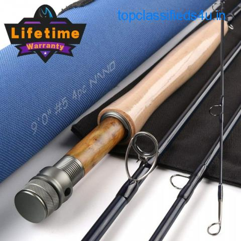 Competition NANO A-Helix Core Fast Action Fly Rod