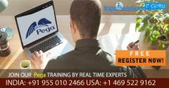 Best Pega online training flat 20% off
