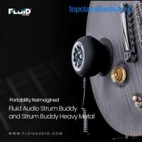 Fluid Audio Strum Buddy - Portability Reimagined