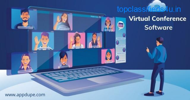 Attract a huge target audience by procuring a Virtual Events Software