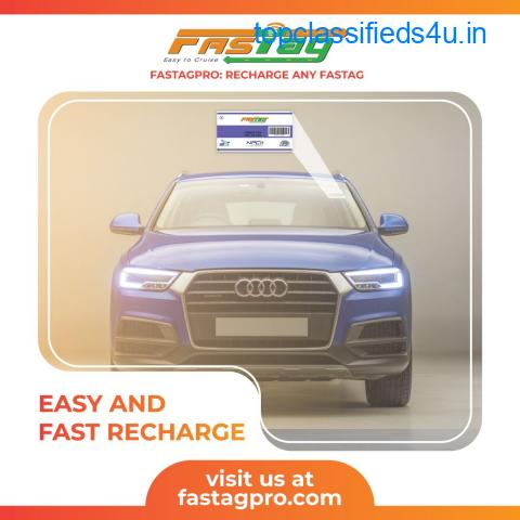 FASTag Online Recharge