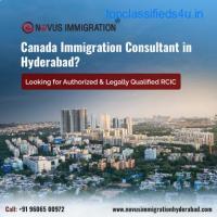 Best Immigration Consultants in Hyderabad - novusimmigrationhyderabad.com