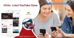 Lead the market for video platforms by procuring the YouTube Clone Script