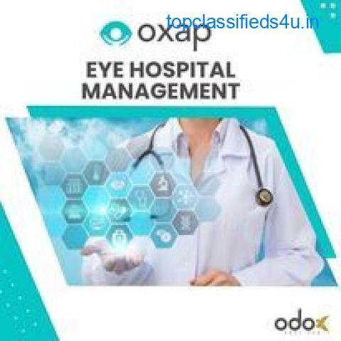 Eye Hospital Management System | OXAP