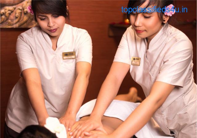 Female to Male Body Massage in Aurangabad 8484932126