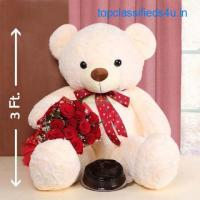 Online Gifts Delivery in Bangalore at 12 A.M. – YuvaFlowers