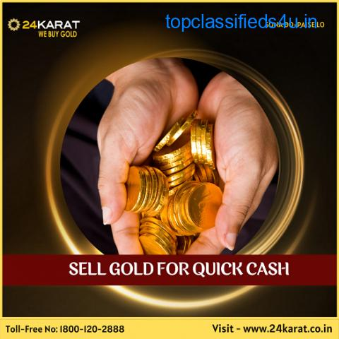 sell gold jewellery for cash