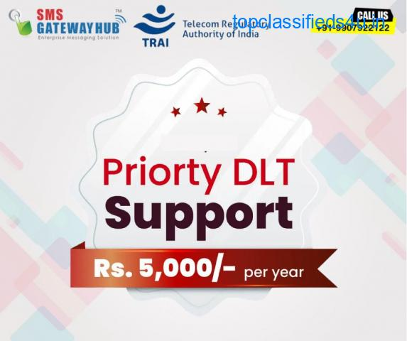 Best DLT Priority Support In India