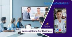 Conduct virtual events easily by launching a White-Label Airmeet Clone