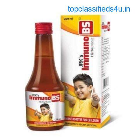 Herbal Immune tonic for kids | Jrk's Immuno BS herbal tonic