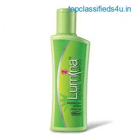 Herbal shampoo for dandruff and psoriasis | Lumina shampoo