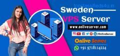 Get Amazing Sweden VPS Server