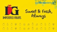 Buy Fresh Fruits Online at best Price in Mumbai India