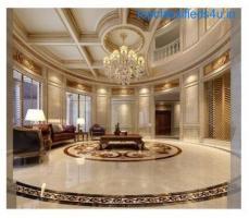 Onyx Marble in Flooring