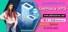 Get Modernistic Germany VPS Server