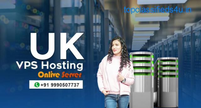 UK VPS Server Hosting for Better Performance