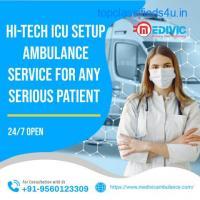 Use the Finest Life-Savior Medivic Ambulance Service in Darbhanga
