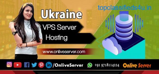 Managed Ukraine VPS Server with onlive server