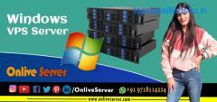 Windows VPS Server with extraordinary power