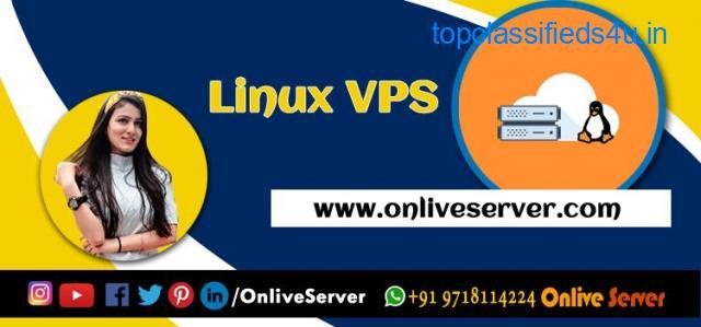 Get Linux VPS Server Hosting with Customer Support