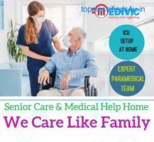 Pick Medivic Home Nursing Service in Phulwarisarif at Low-Cost