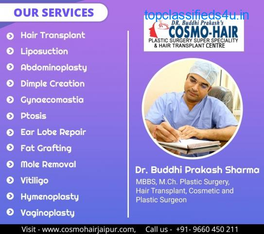 Are you finding best hair specialist in Jaipur?