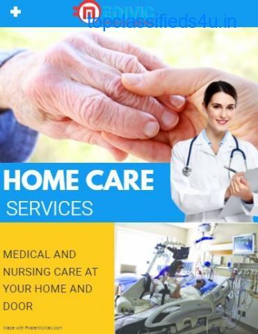 Top-Grade Home Nursing Service in Mahendru-Patna- Doctor Facility by Medivic